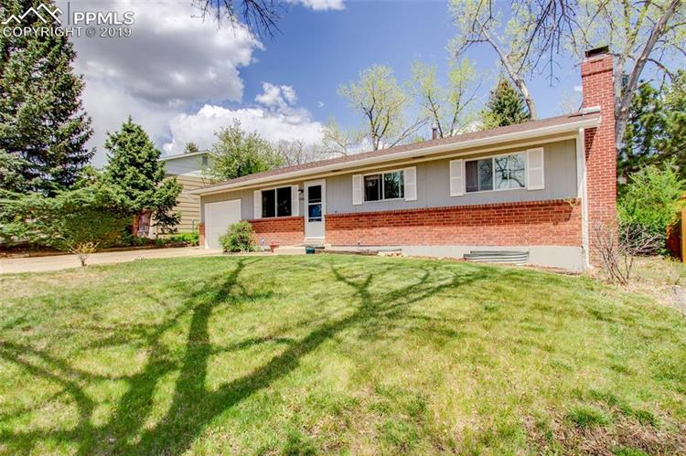 4776 N Sleepy Hollow Circle, Colorado Springs, CO 80917 - Image 1