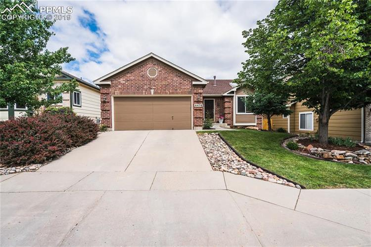 6476 Gemfield Drive, Colorado Springs, CO 80918 - Image 1