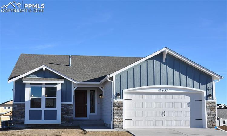 2627 Grand Prix Court, Colorado Springs, CO 80922 - Image 1