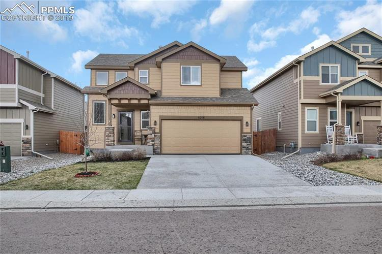 6216 Wild Turkey Drive, Colorado Springs, CO 80925 - Image 1