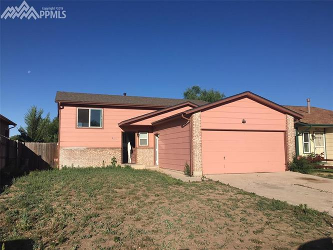 4650 Cassidy Street, Colorado Springs, CO 80911
