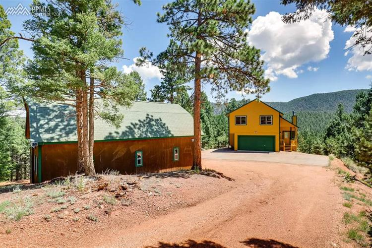 455 Douglas Fir Drive, Woodland Park, CO 80863