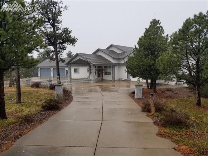 11615 Vollmer Road, Colorado Springs, CO 80908