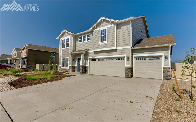 10808 Hidden Prairie Parkway, Fountain, CO 80817