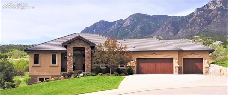415 Hidden Creek Drive, Colorado Springs, CO 80906