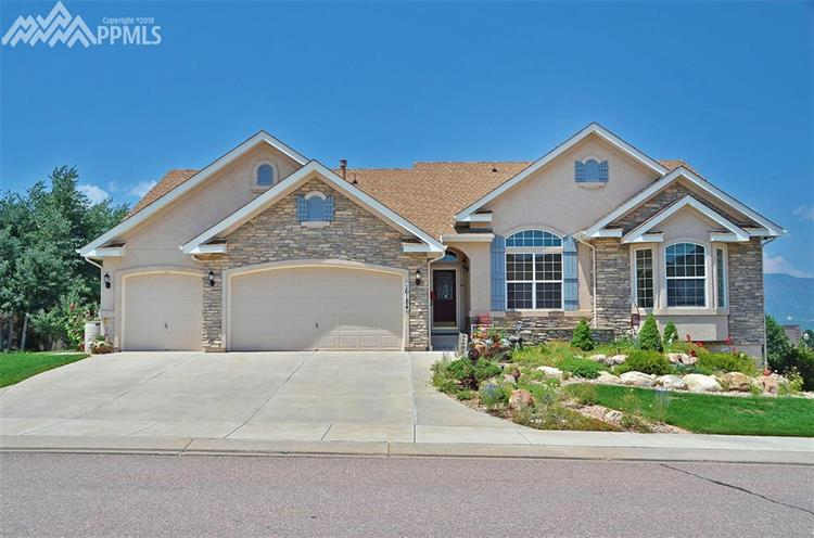 16184 Tabor Creek Court, Monument, CO 80132