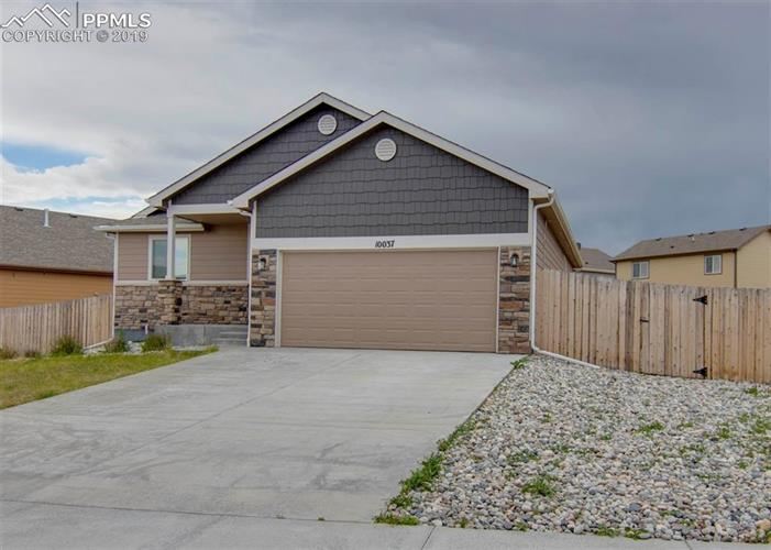 10037 Thunderbolt Trail, Colorado Springs, CO 80925 - Image 1