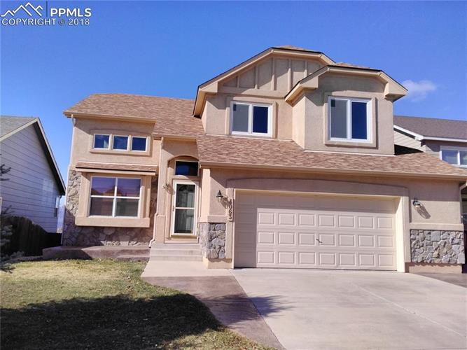 4063 Morning Glory Road, Colorado Springs, CO 80920