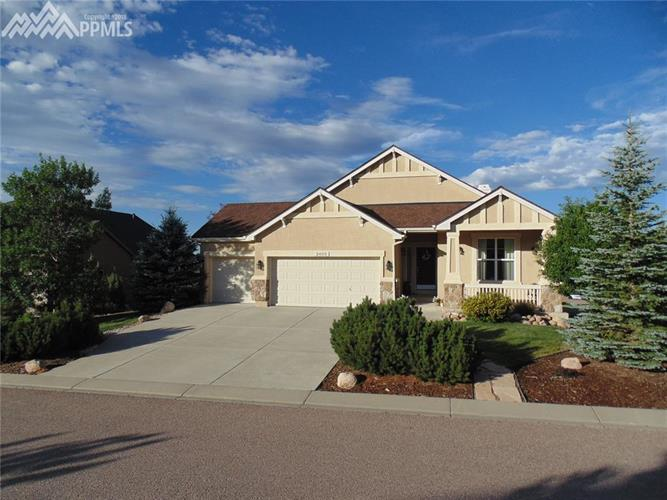 2403 LEDGEWOOD Drive, Colorado Springs, CO 80921