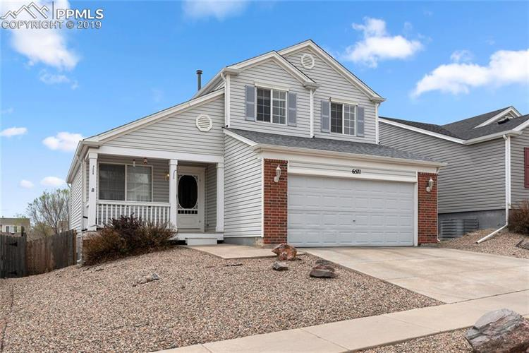 6571 Sonny Blue Drive, Colorado Springs, CO 80923 - Image 1