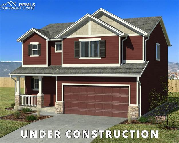 11441 Moonrock Heights, Peyton, CO 80831