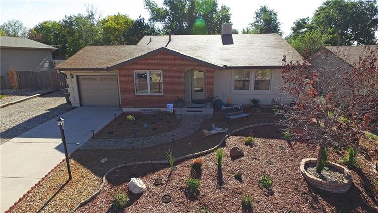 4945 Durasno Terrace, Colorado Springs, CO 80911