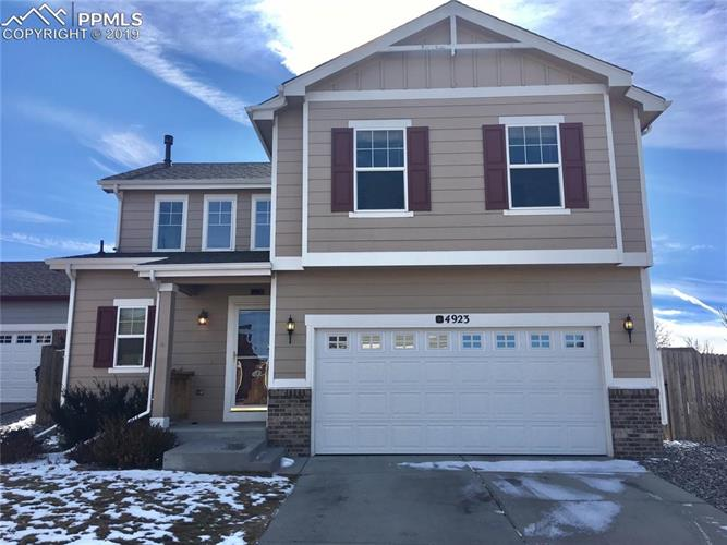 4923 Turning Leaf Way, Colorado Springs, CO 80922 - Image 1