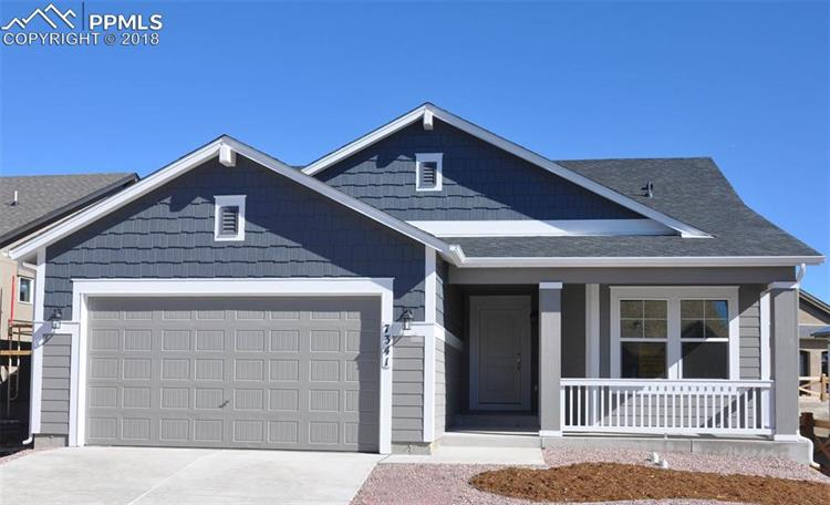 7341 Glen Forest Lane, Colorado Springs, CO 80927 - Image 1