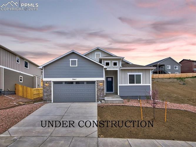 7867 Twin Creek Terrace, Fountain, CO 80817 - Image 1