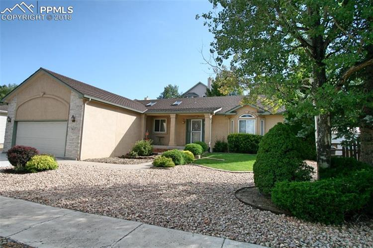 5623 Wells Fargo Drive, Colorado Springs, CO 80918