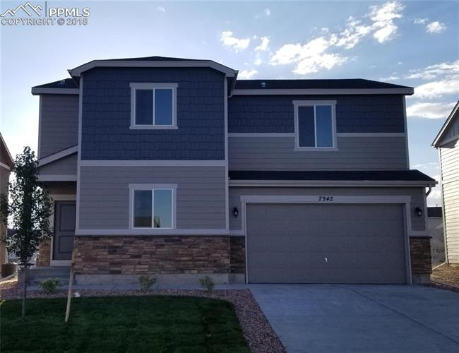 7942 Martinwood Place, Colorado Springs, CO 80908