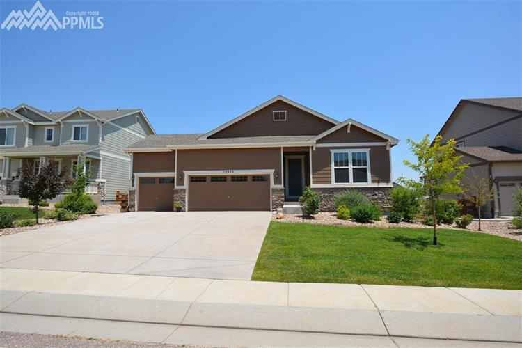 10953 Torreys Peak Way, Peyton, CO 80831