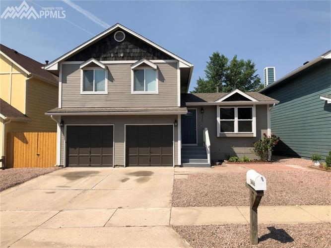 3466 Foxridge Drive, Colorado Springs, CO 80916