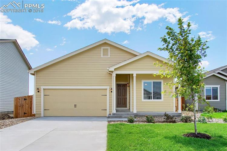 6696 Kearsarge Drive, Colorado Springs, CO 80925 - Image 1
