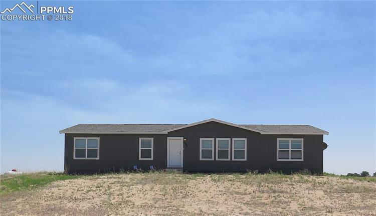 6325 S RUSH Road, Rush, CO 80833