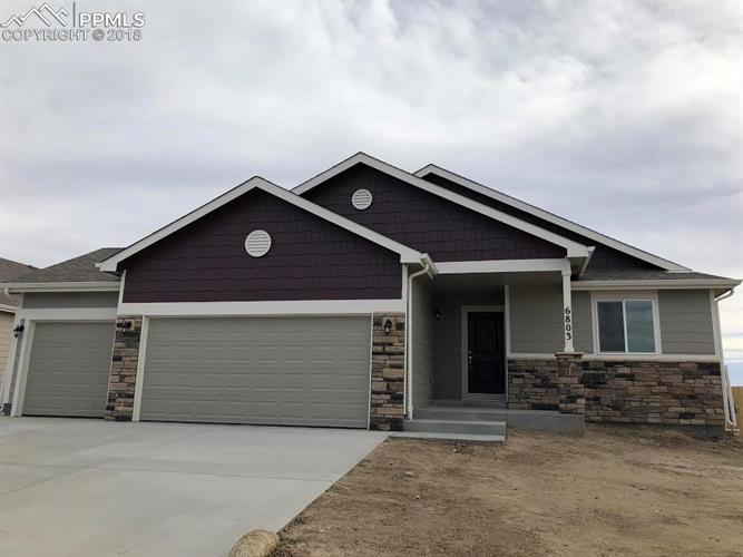 6803 Mandan Drive, Colorado Springs, CO 80925 - Image 1