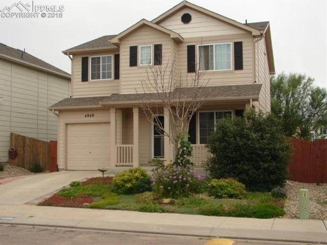 4949 Painted Sky View, Colorado Springs, CO 80916