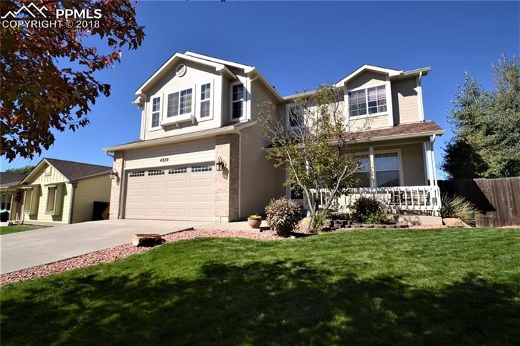 4820 Purcell Drive, Colorado Springs, CO 80922