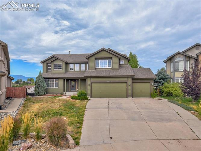 13860 Horsetail Terrace, Colorado Springs, CO 80921