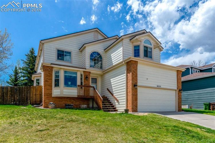 6555 Gemstone Way, Colorado Springs, CO 80918 - Image 1
