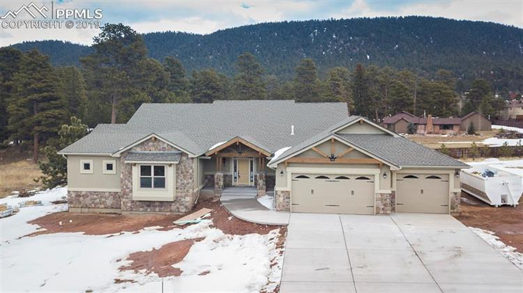 1225 Cottontail Trail, Woodland Park, CO 80863