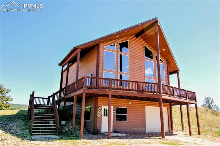 892 County 31 Road, Florissant, CO 80816