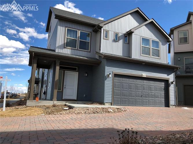 6219 Mineral Belt Drive, Colorado Springs, CO 80927