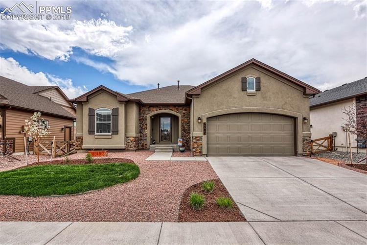 6587 Mineral Belt Drive, Colorado Springs, CO 80927 - Image 1