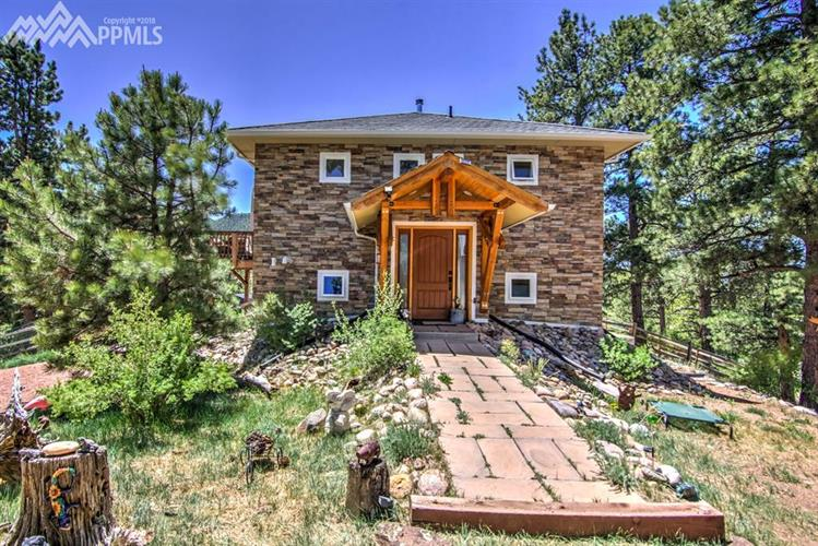 400 Cherokee Place, Florissant, CO 80816