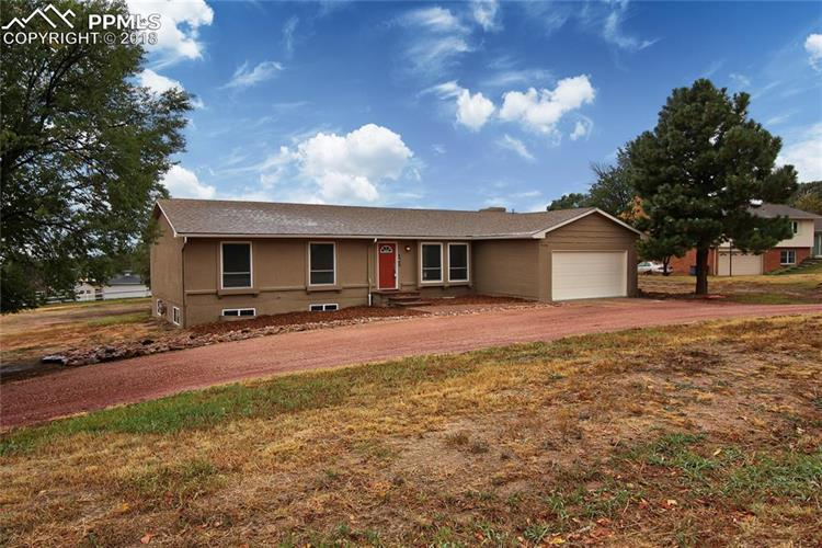 4909 Rocking R Drive, Colorado Springs, CO 80915 - Image 1