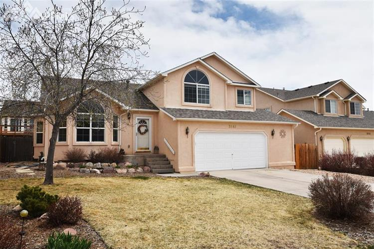3845 Pronghorn Meadows Circle, Colorado Springs, CO 80922