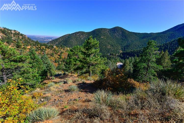 5198 Crystal Park Road, Manitou Springs, CO 80829
