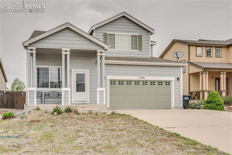 7726 Old Spec Road, Peyton, CO 80831