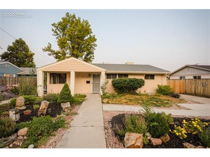 2530 Farragut Avenue Colorado Springs, CO MLS# 1026910