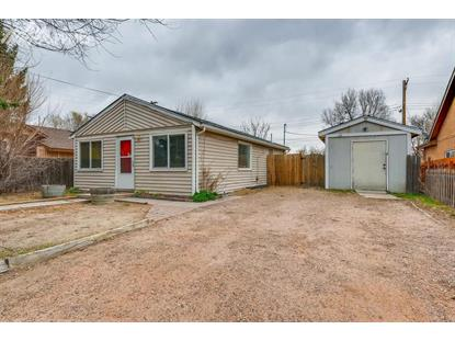 919 Bennett Avenue, Colorado Springs, CO