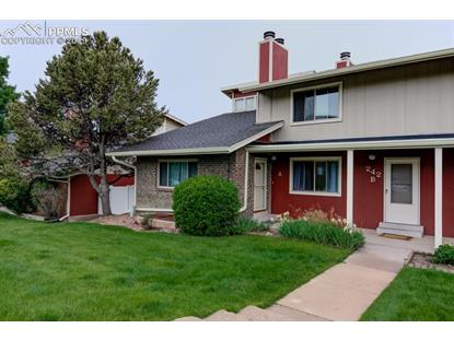 242 W Rockrimmon Boulevard Colorado Springs, CO MLS# 1109739