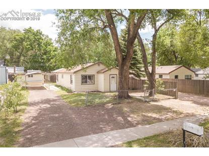 619 Alexander Road Colorado Springs, CO MLS# 1423449