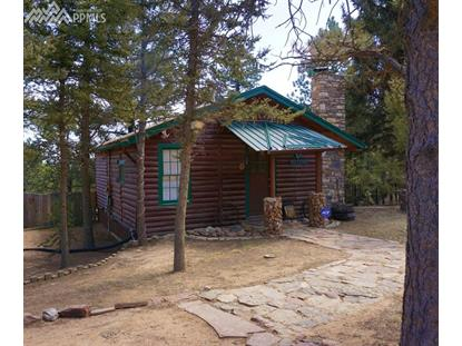 408 Blossom Road Woodland Park, CO MLS# 1558321