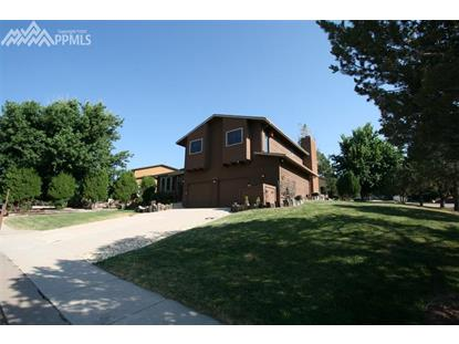 910 Oak Bend Court, Colorado Springs, CO