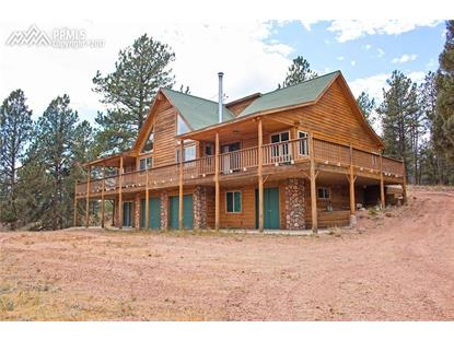 1735 Wildhorn Road Florissant, CO MLS# 1735444