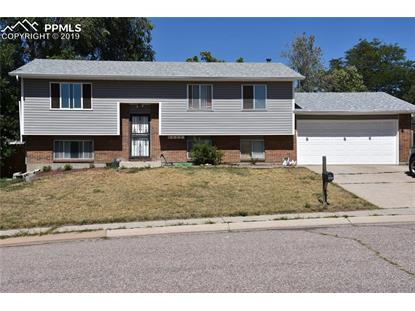 6660 Nokomis Circle Colorado Springs, CO MLS# 1782569
