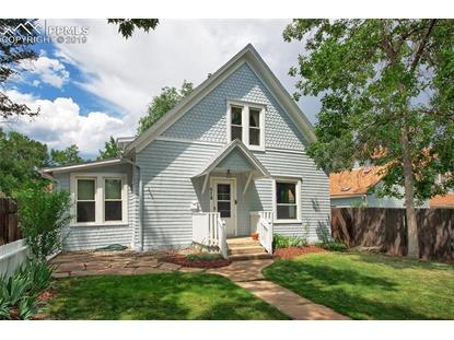 518 W Platte Avenue Colorado Springs, CO MLS# 1847717