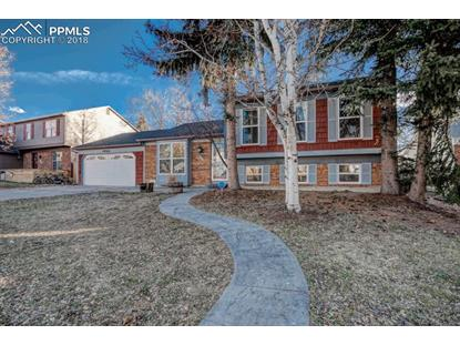 4866 S Old Brook Circle Colorado Springs, CO MLS# 1868927