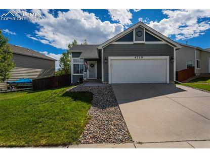 4719 Skywriter Circle Colorado Springs, CO MLS# 1888254